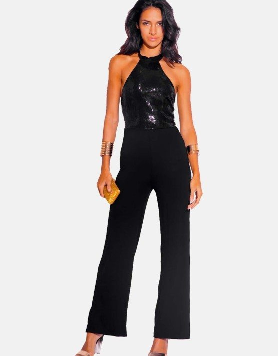black-sequined-high-neck-backless-wide-leg-evening-party-jumpsuit__2