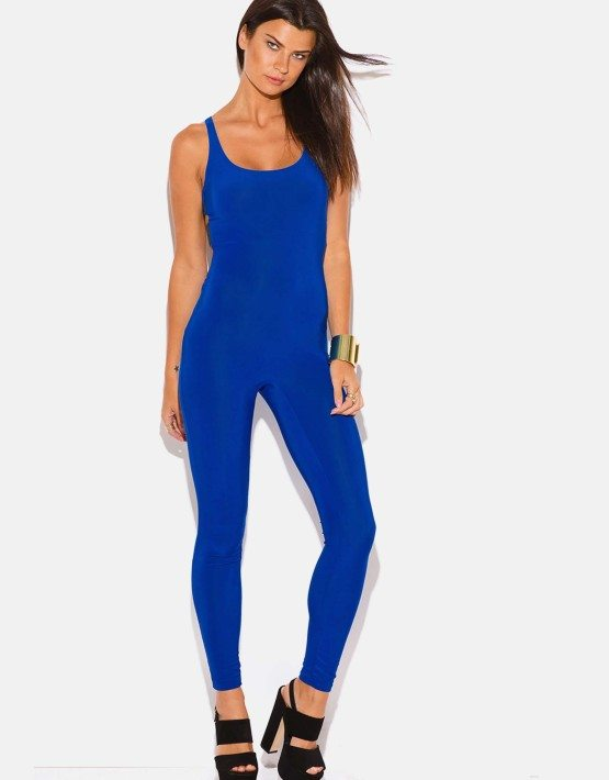 royal-blue-and-black-cut-out-open-back-party-catsuit-jumpsuit__2
