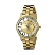 Marc by Marc Jacobs Woman's Gold-Tone Watch