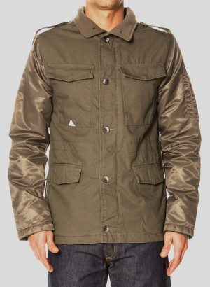 Altamont Scanner Military Jacket