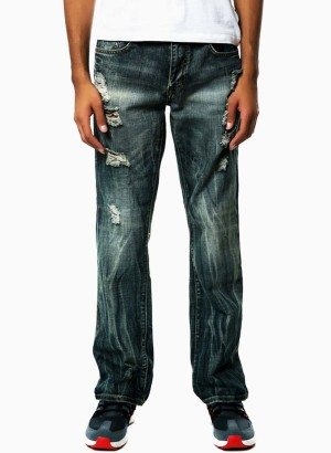 RSRCH & DVLPMNT Straight Leg Denim Jeans