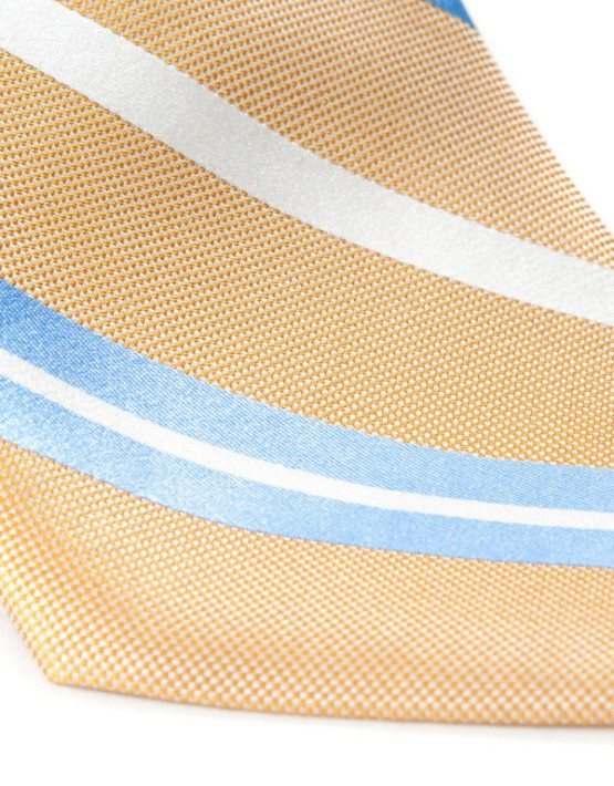Jack Franklin Yellow Jacket Tie
