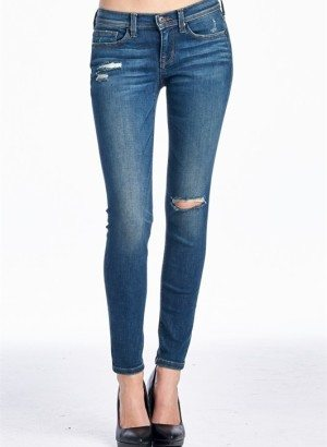 Dark Denim Boyfriend Jeans