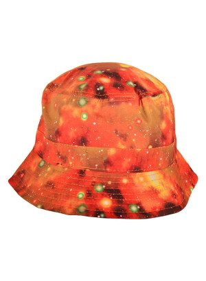 Gold Galaxy Bucket Hat