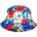 Royal Floral Bucket Hat