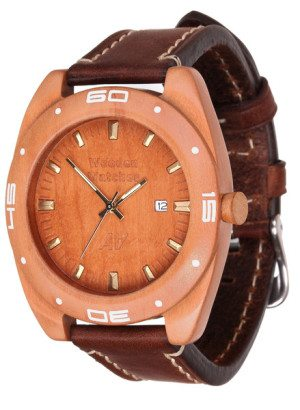 Sport Pearwood Wooden Watch