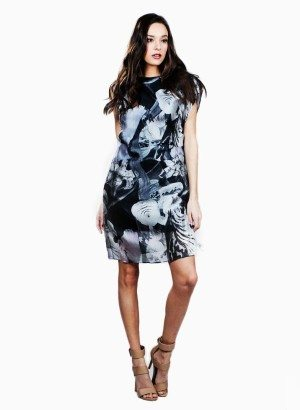 Ark & Co. Oversize Print Dress