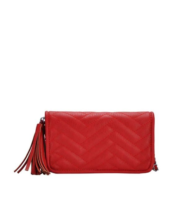 Madison West Red Cross-Body Bag