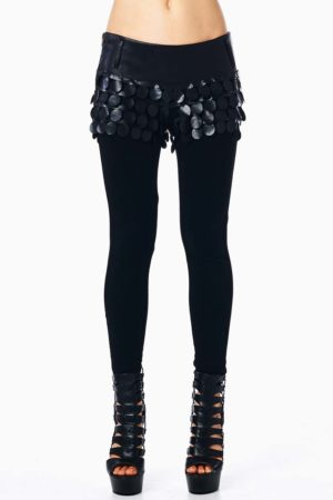 TOV Circular Detail Leggings