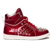 JUMP New York Fender F Womens - Red Sneaker