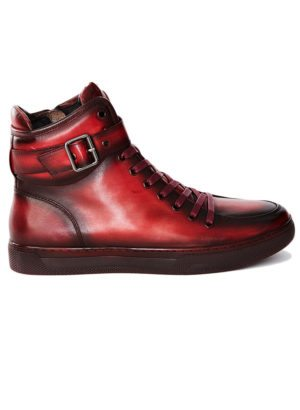 JUMP New York Sullivan Ruby High Top Sneaker