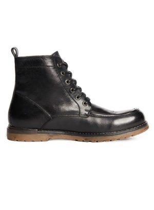 JUMP New York Rake Black Boot