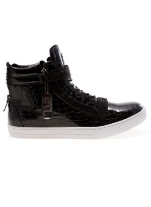 J75 by JUMP Zion Black Jewel Sneaker