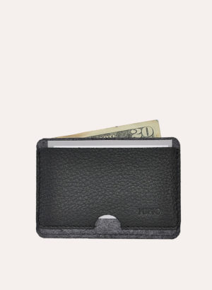 Kiko Leather Combo Card Case