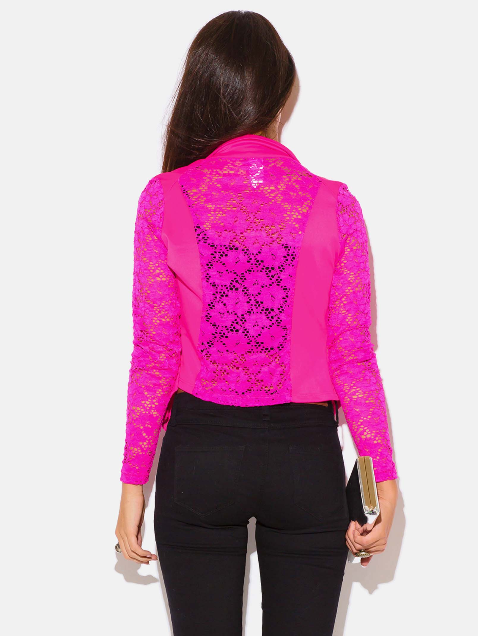 Women S Short Sleeve Jacket