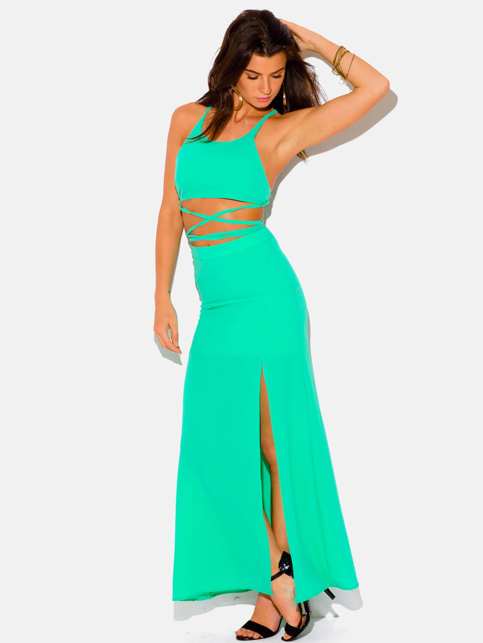 Outstanding Maxi Dresses For Evening Party Pictures - All Wedding ...