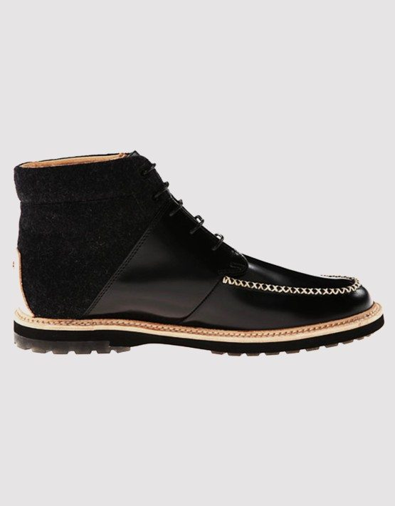 Thorocraft Leather Boot