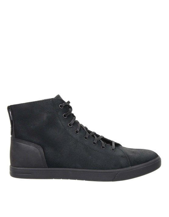 UGG Black Suede Boot