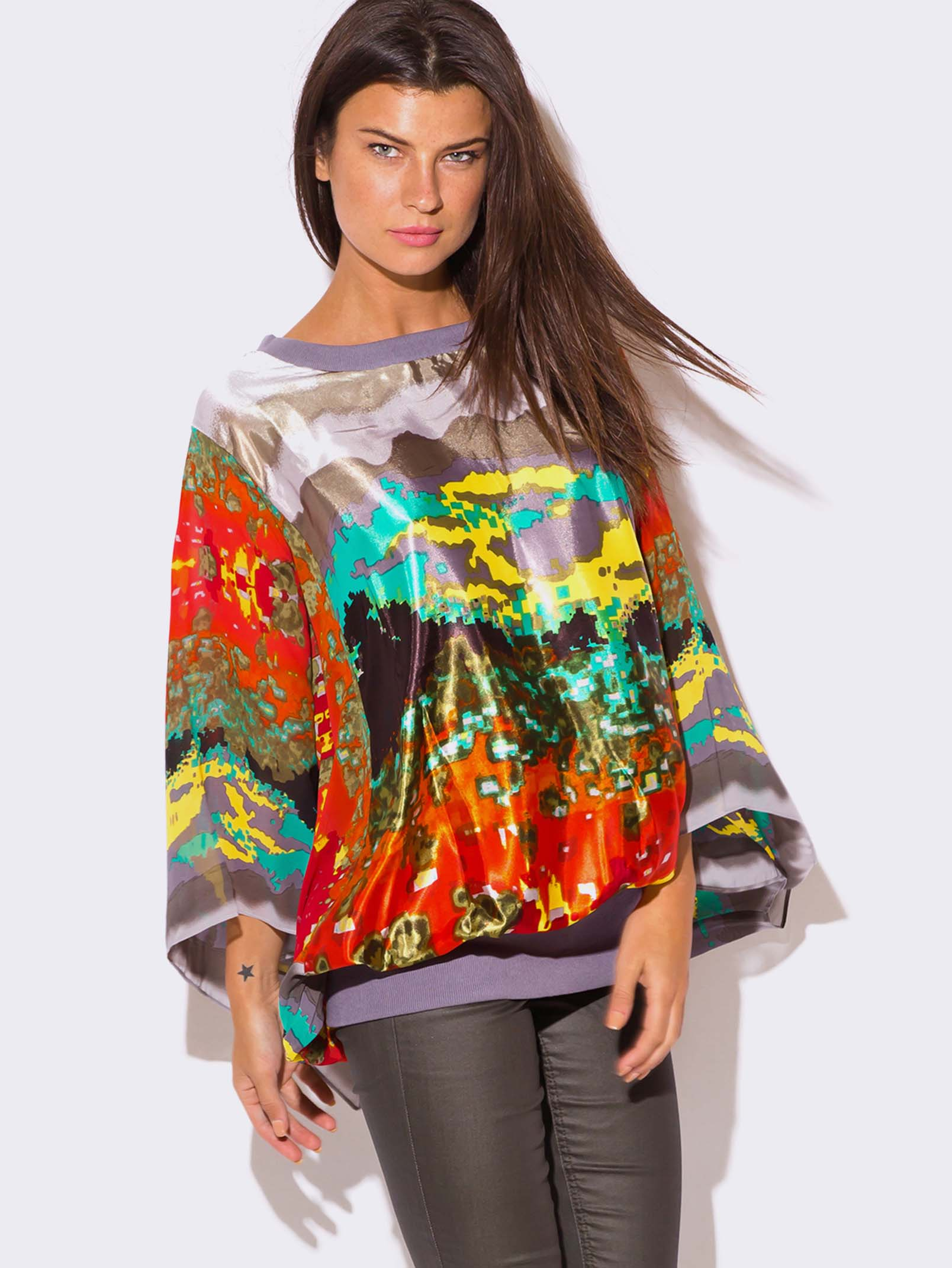 Plus Size Kimonos + Blazers Stylish plus size kimonos and blazers from Forever 21 will keep you warm and in fashion. Shop Forever 21's wide selection of plus size outerwear today!