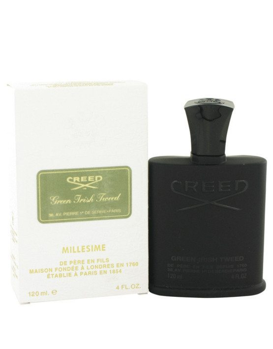 Creed Millesime Green Irish Tweed Spray 4 Oz