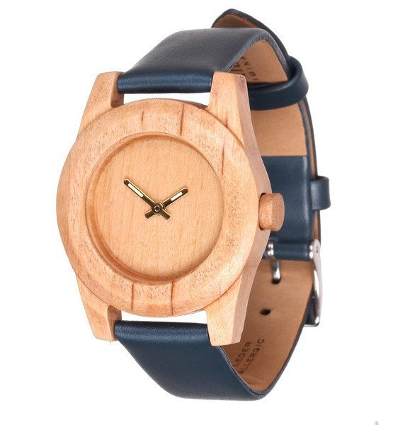 Lady Pearwood Wooden Watch