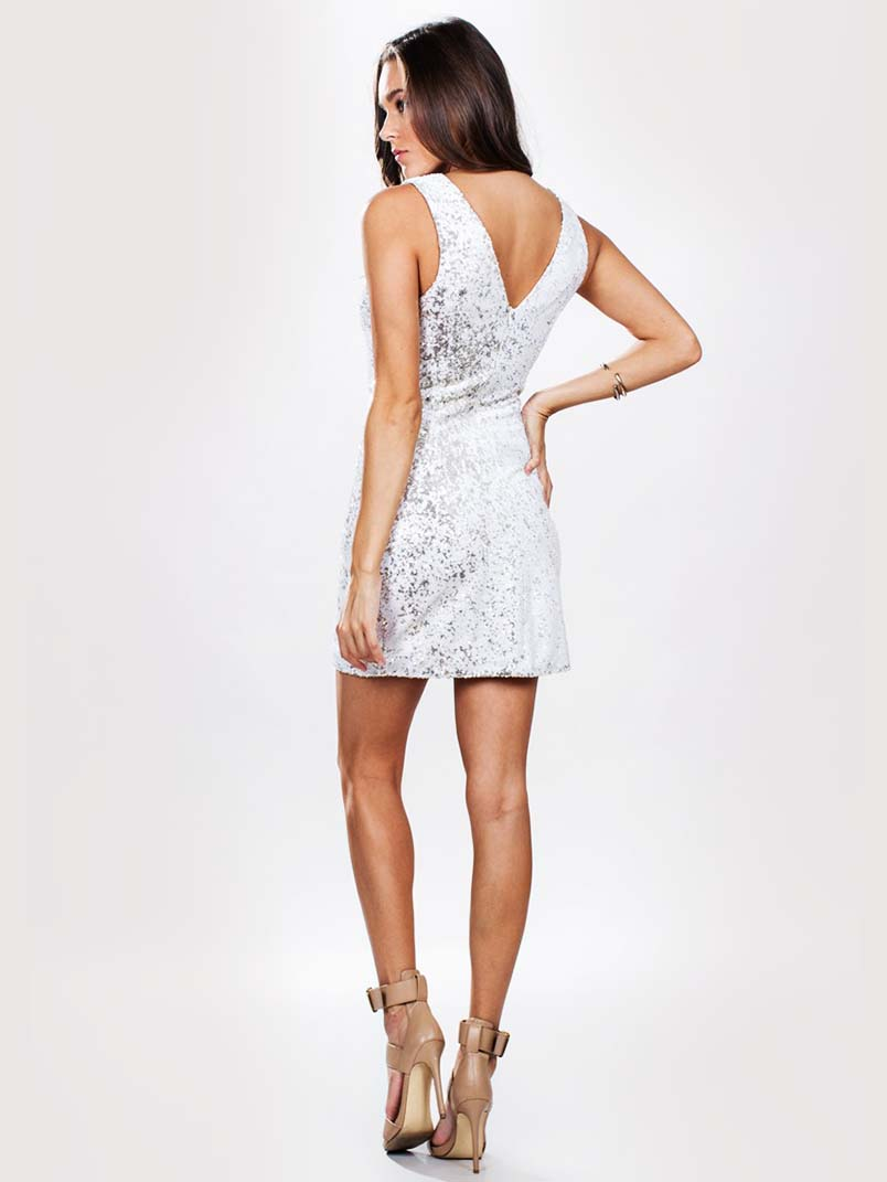 ark n co white sequin dress 07