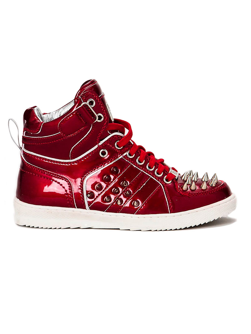 Red Bottom Shoes For Kids