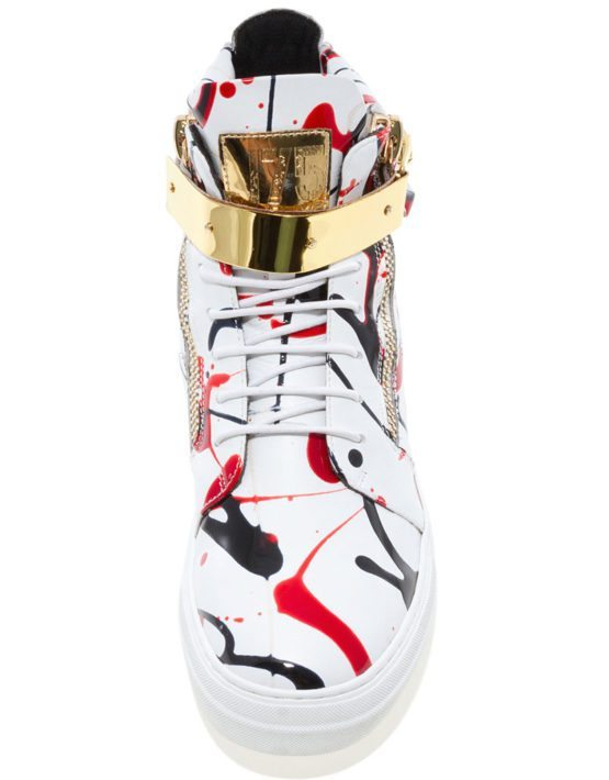 J75 by JUMP Zeus Womens White Black Red JP