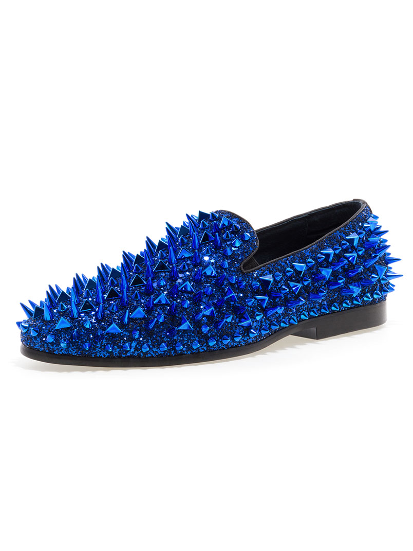 JUMP NEWYORK Lord Royal Spike Loafers